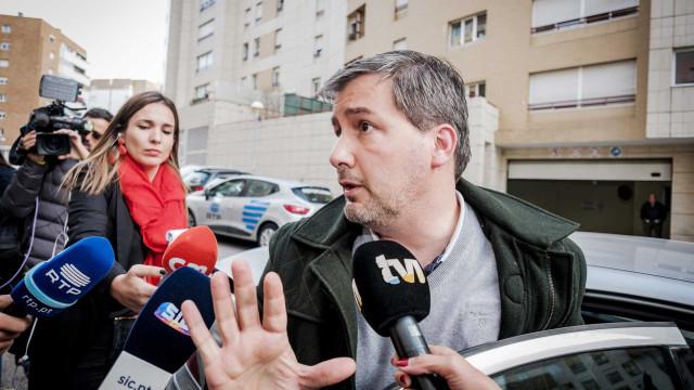 """FC Porto declarado campeão era """"uma bomba atómica"""", diz Bruno de Carvalho"""