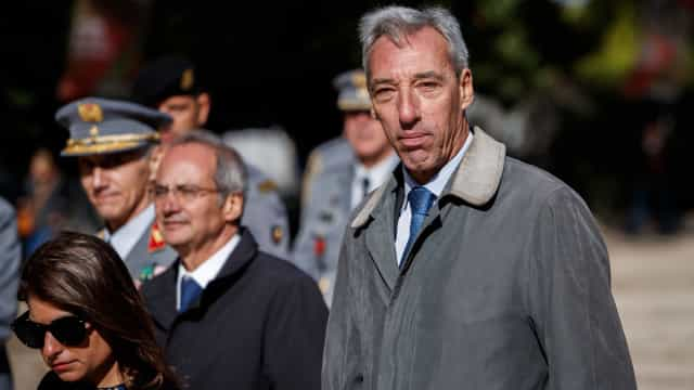 """Tancos: Ministro afirma não ter """"nenhum ajuste em mente"""" quanto à PJM"""