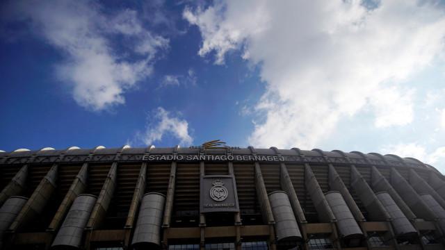 """Há um português no """"pior onze da história"""" do Real Madrid"""