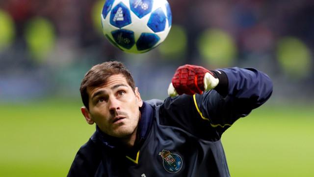 Ex-presidente do Real falou sobre Casillas e deixou bicada aos merengues