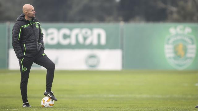 Sporting perdeu particular diante do Estoril