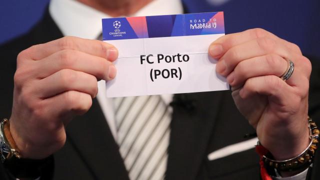 FC Porto já conhece adversário na 3.ª pré-eliminatória da Champions