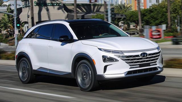 Como funcionam os veículos movidos a hidrogénio?
