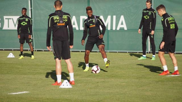 Marcel Keizer mantém a esperança por Doumbia