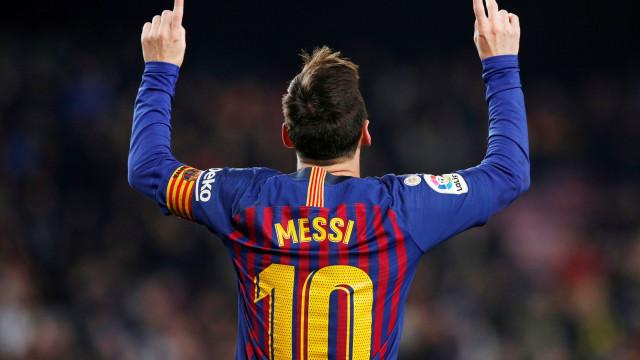 Messi: Quem já se cruzou no ataque do Barça com o argentino