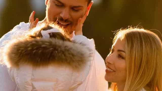 Laura Figueiredo e Mickael Carreira completam sete anos de namoro
