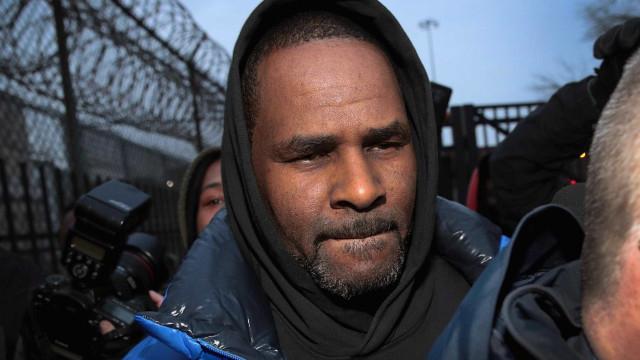 R. Kelly considerado culpado pelo crime de tráfico sexual