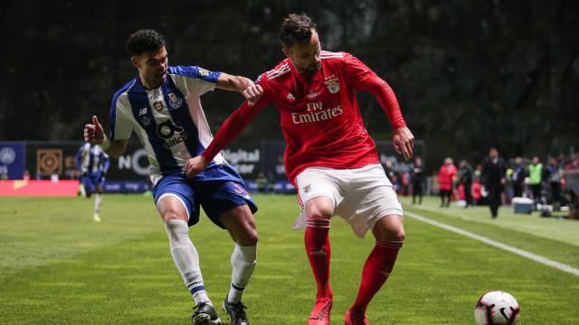 Benfica-FC Porto: Acompanhe o Clássico ao minuto