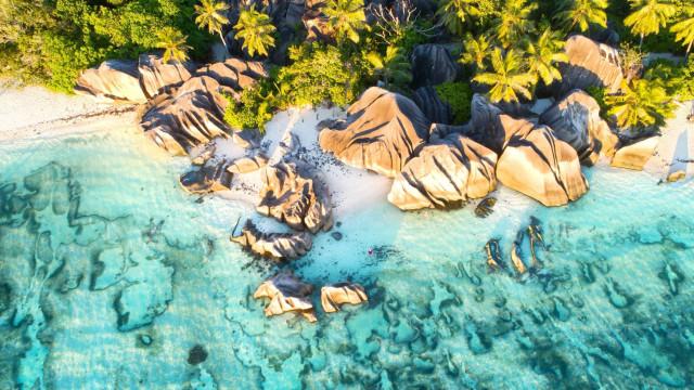 As mais fantásticas praias de África