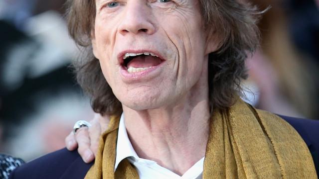 """Namorada de Mick Jagger mostra foto do filho. """"Parece o pai"""""""