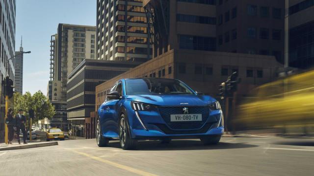 Peugeot e-208: A versão elétrica do novo 208 já tem preço em Portugal