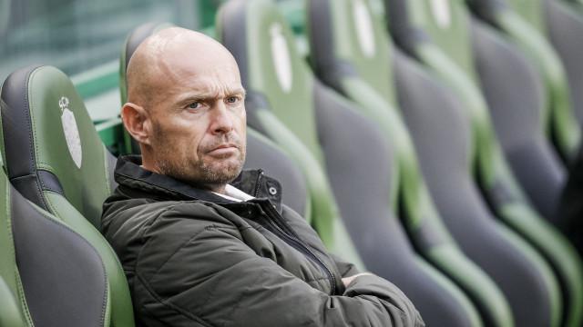 Sporting faz o último treino antes de defrontar o FC Porto