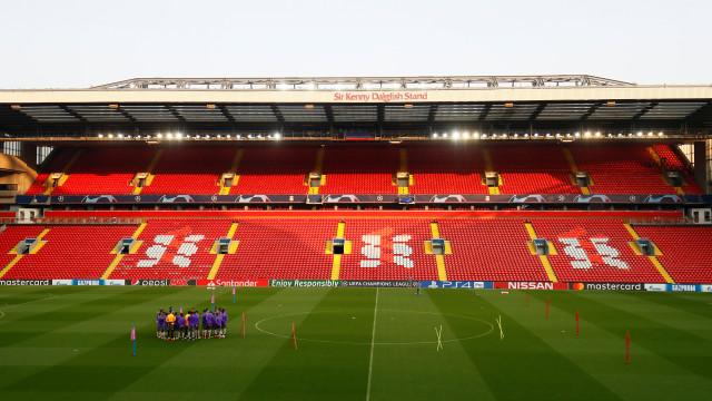 Os oito treinadores do Liverpool que sucumbiram ao jejum de 30 anos