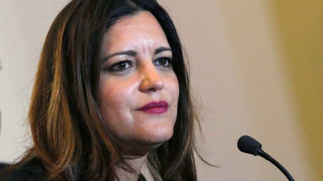 #VermelhoemBelém. 'Boca' de Ventura gera apoio a Marisa. Ana Gomes adere
