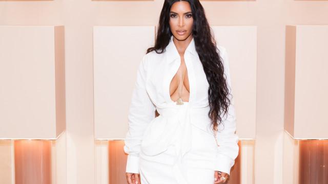 Kim Kardashian acusada de pôr filho recém-nascido em perigo