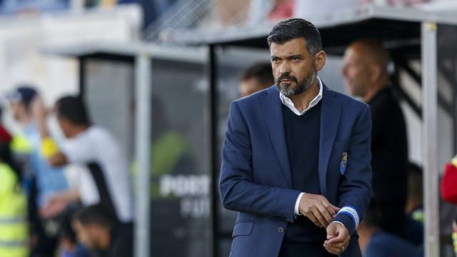 FC Porto prepara próximo teste com dois ausentes e um regresso
