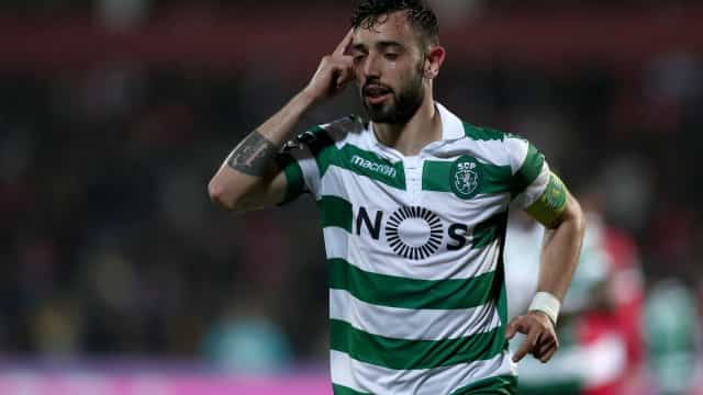 Sporting ofereceu Bruno Fernandes ao Real Madrid