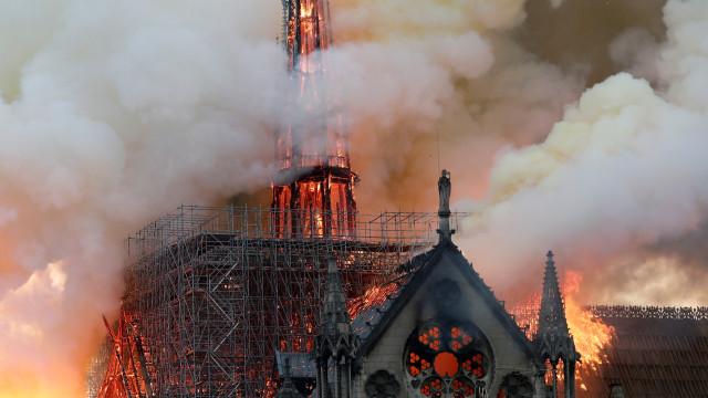 Incêndio Notre-Dame
