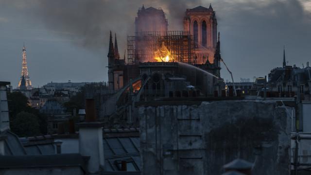 Relatório conclui as causas prováveis para incêndio da Notre Dame
