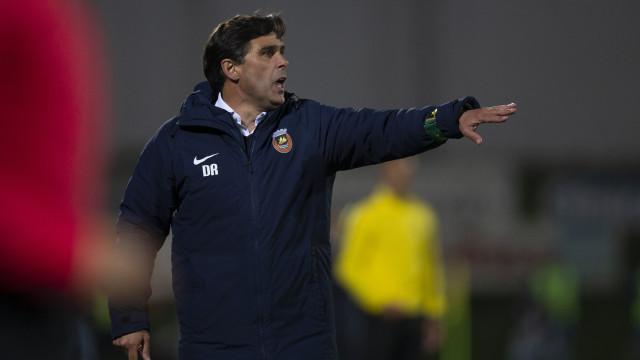 Oficial: Daniel Ramos deixa comando técnico do Rio Ave