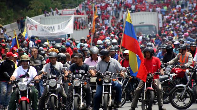 Mais de 17 mil pessoas morreram vítimas de abuso policial na Venezuela
