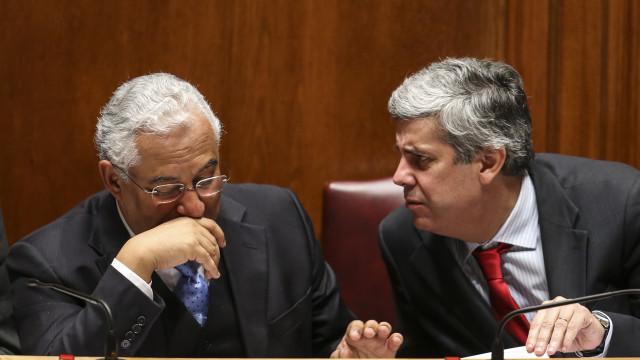 Costa espera Centeno no Eurogrupo em novo mandato para concluir orçamento