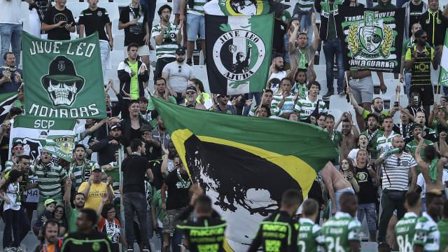Sporting assina novo protocolo e acaba com convites para claques