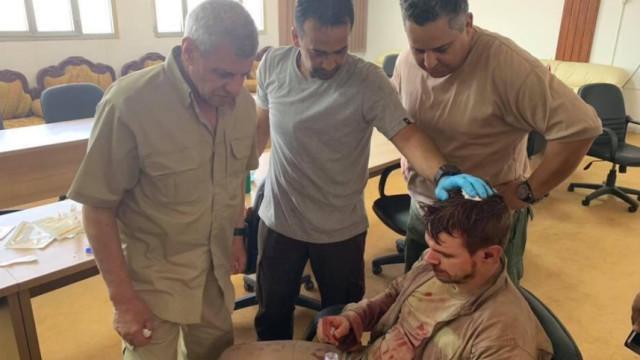 Piloto capturado na Líbia dizia ser português, mas afinal é dos EUA