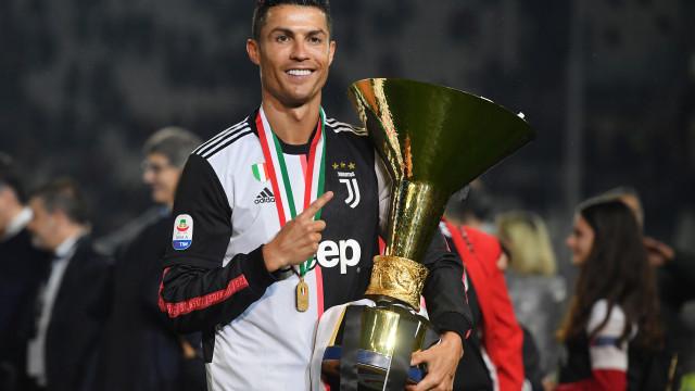 De Boloni a Allegri: Eis o rendimento de Ronaldo com cada treinador