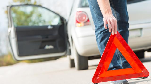 PSP alerta condutores lisboetas para burlas com falsos acidentes