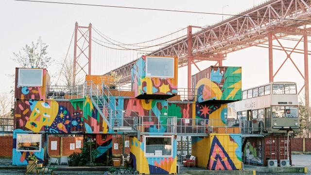 Um dos quatro locais de 'coworking' mais disruptivos do mundo é português