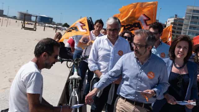 PS e PSD 'encontram-se' hoje em Aveiro para os comícios da noite