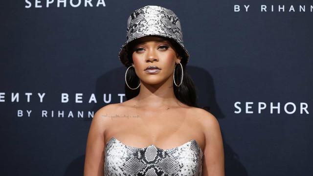 Nova marca de luxo de Rihanna abre loja em Paris