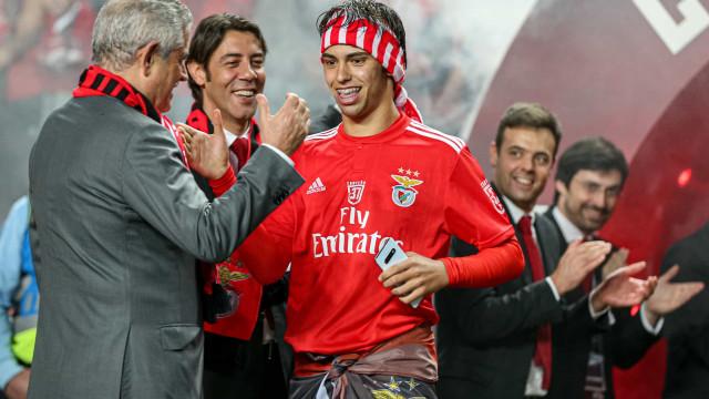Vieira levanta a ponta do 'véu' sobre o futuro de João Félix