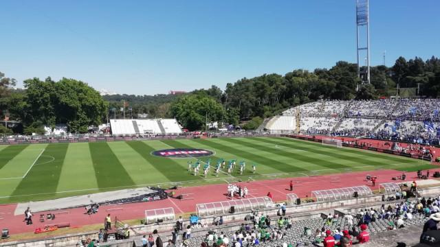 [0-0] Sporting-FC Porto: Já se joga a final da Taça no Jamor