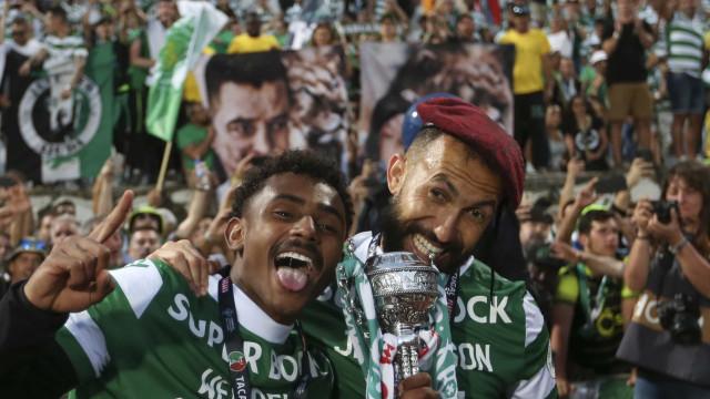 As imagens que marcam a final da Taça de Portugal e não viu na televisão