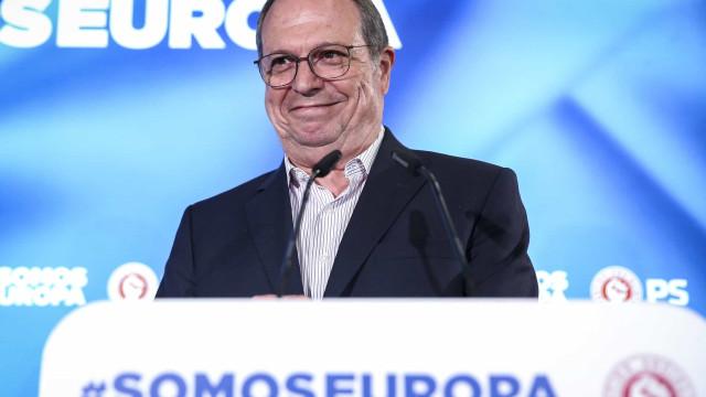 """PS com mais """"entusiasmo"""" e """"energia"""" para nova vitória nas legislativas"""