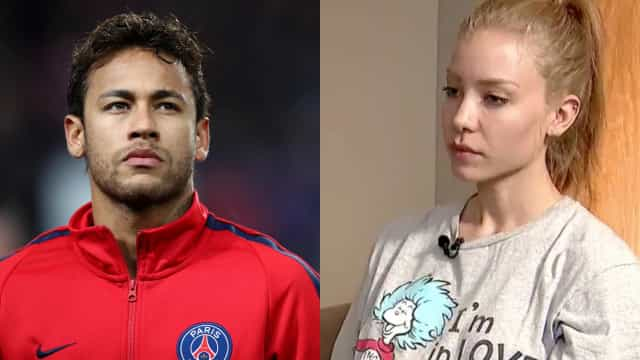 Najila Trindade diz ter perdido o telemóvel que usou para gravar Neymar