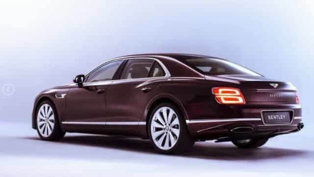 Bentley Flying Spur, um luxo sobre rodas