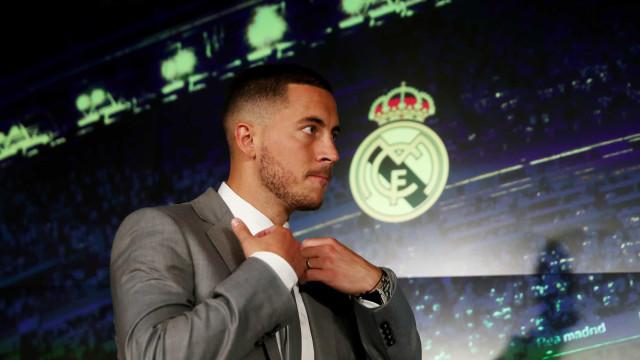 O gesto de Hazard após assinar pelo Real que engrandece... o Chelsea