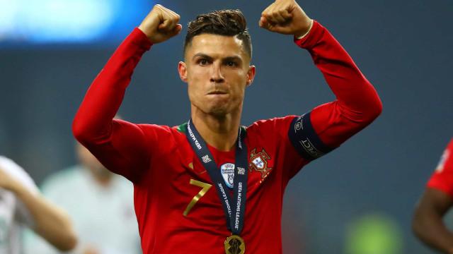 Cristiano Ronaldo revelou qual foi o jogo mais difícil da sua carreira