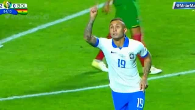 Ainda agora a Copa América começou e já há um golaço para ver e rever