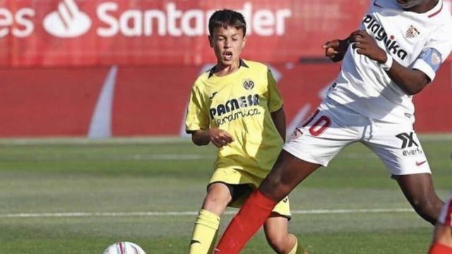 Ibra Sow: O 'gigante' de 12 anos que está a impressionar o mundo