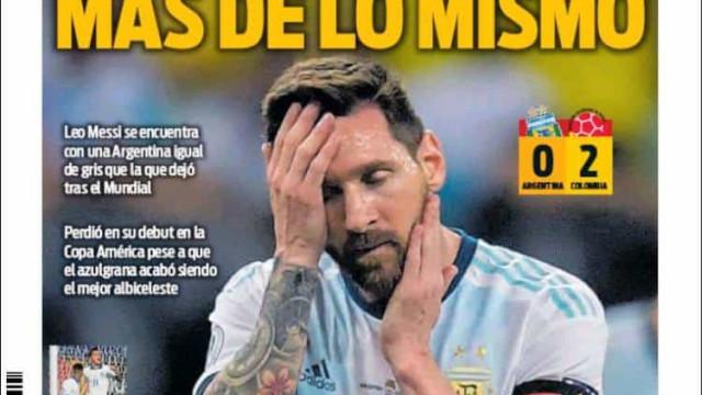 Lá fora: Messi desesperou no dia de casamento de Sergio Ramos