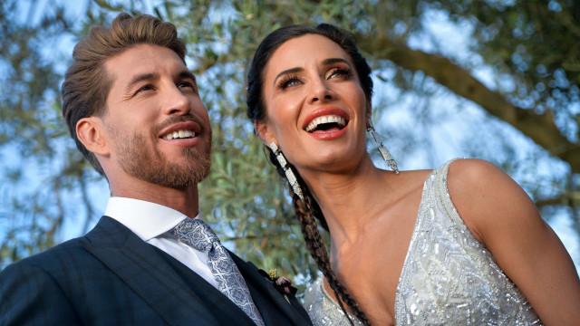 Sergio Ramos e Pilar Rubio: As fotos do casamento cheio de excentricidade