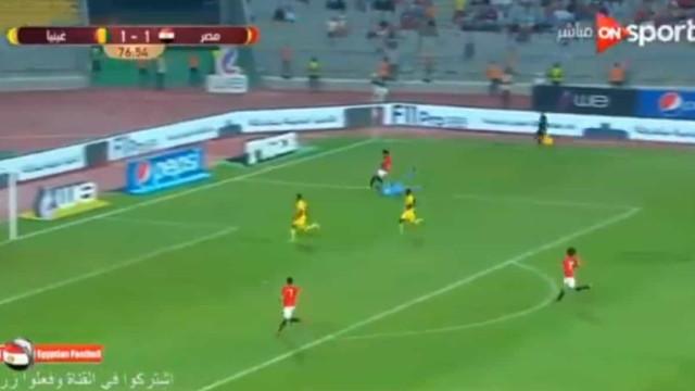 Salah falhou golo mas carimbou esta jogada fantástica