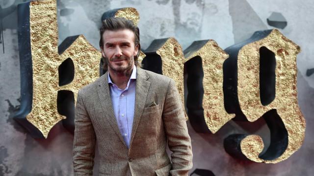 De Zidane a Beckham: Dez futebolistas que vestiram a pele de ator