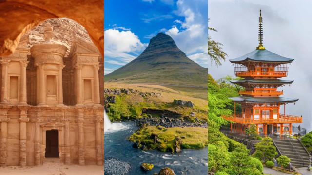 Viaje pelo mundo em 80 dias por uma causa solidária