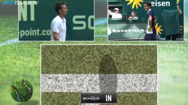 Este gesto de desportivismo aconteceu no ténis e deu a volta ao mundo
