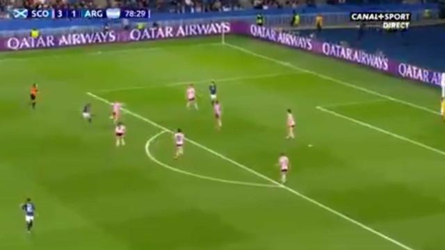 Argentina Bonsegundo marca um dos melhores golos do Mundial feminino